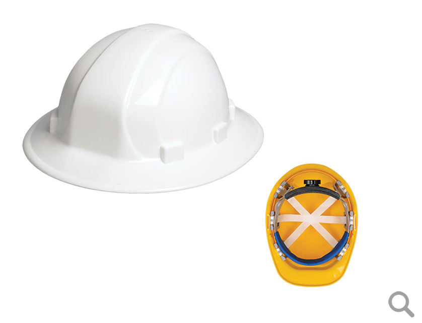 Hardhats & Hardhat Accessories – R & R Industries, Inc